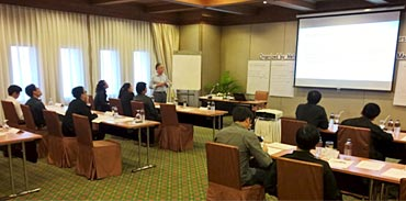 Electric Vehicle Fleet Management training Bangkok